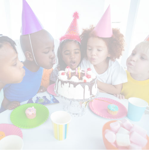Kids Birthday Parties At The Bounce Place