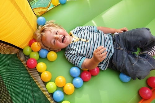 Back To School Got You Down? Visit A Lakewood Mall Bounce House