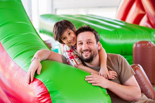 7 Reasons To Play At A Bounce Place For Kids