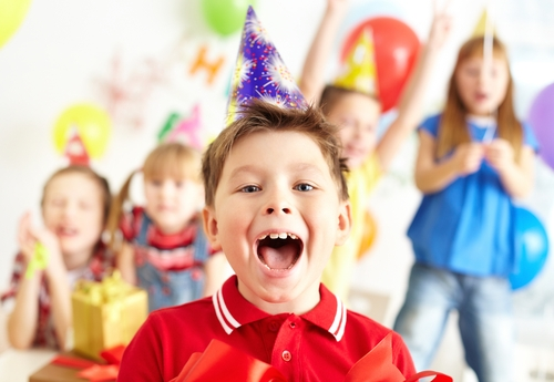 Why Bounce Houses Make The Perfect Birthday Parties For Boys