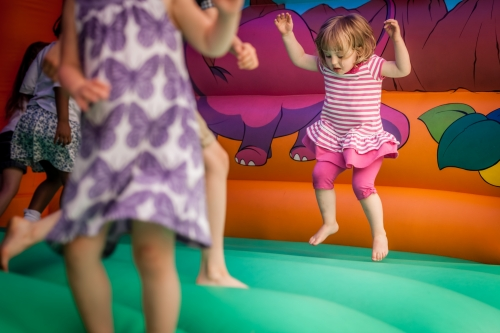 The Best Games To Play In A Bounce House