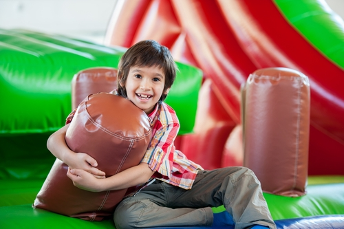 4 Ways For Parents To Participate With Kid's Bounce House