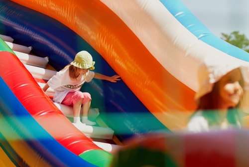 Should Indoor Bouncing Playgrounds Be A Part Of Your Play Routine?
