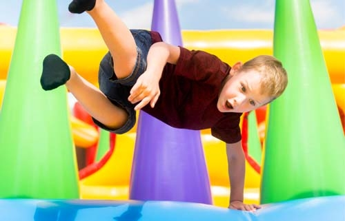 How To Find A Safe Bounce House Indoor Playground