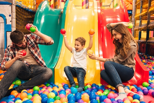 Mom And Dad Can Have Fun At Indoor Play Areas In Denver Too! Here's How...