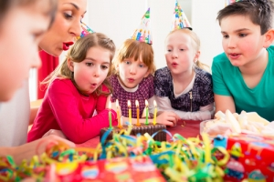 How To Plan A Kids Birthday Party For The Books