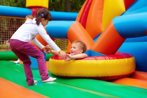 Why Indoor Bounce House Places Are Great For Only Children