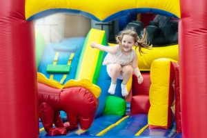 5 Things You Didn't Know About Playing In A Bounce House