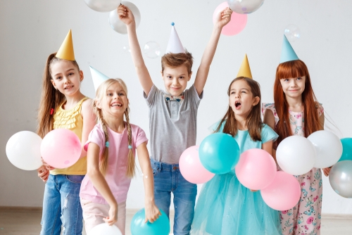 Bounce House Birthday Party Games That Are Sure To Be A Hit